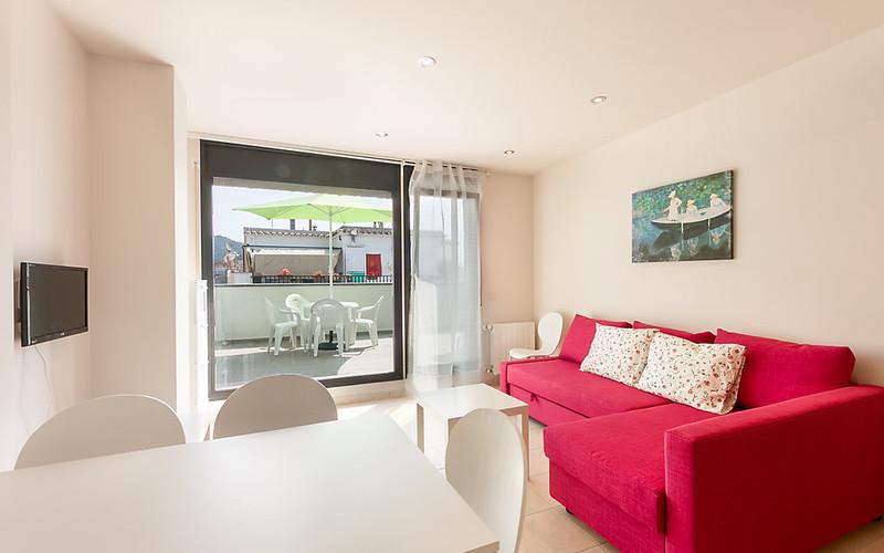 Rental Apartment Pola - Tossa de Mar, 2 bedrooms, 6 persons - Photo 10