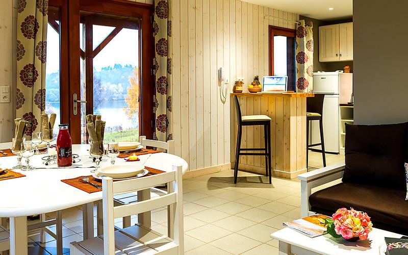Rental Villa Chalet VIP - Meyrignac-l'Église, 1 bedroom, 2 persons - Photo 7