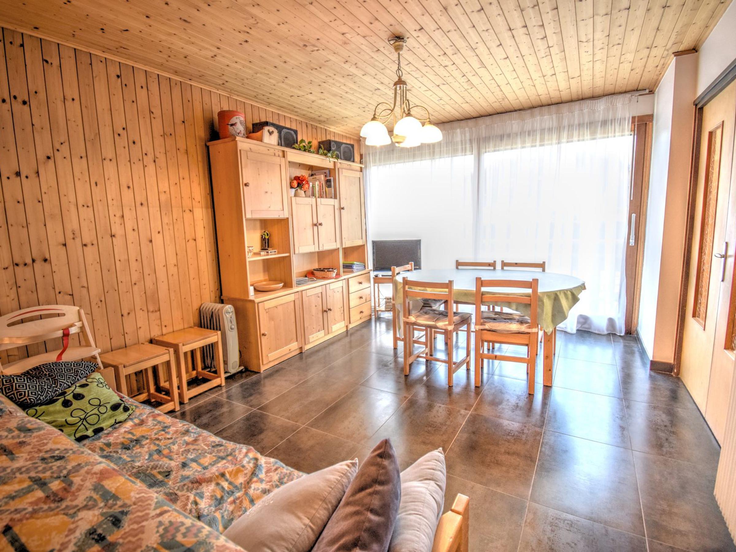 Appartement spacieux et rénové