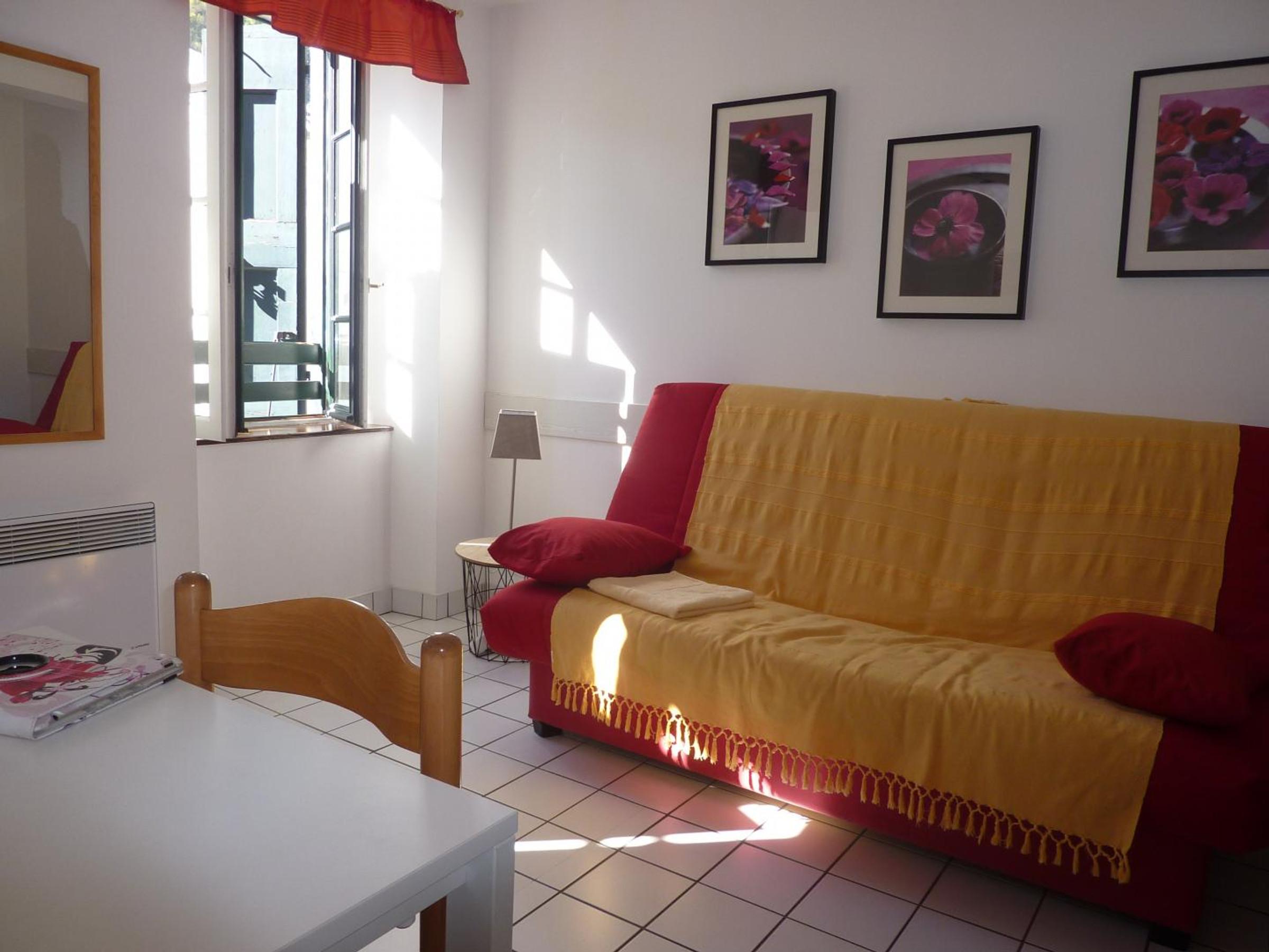 Appartement Coquelicots