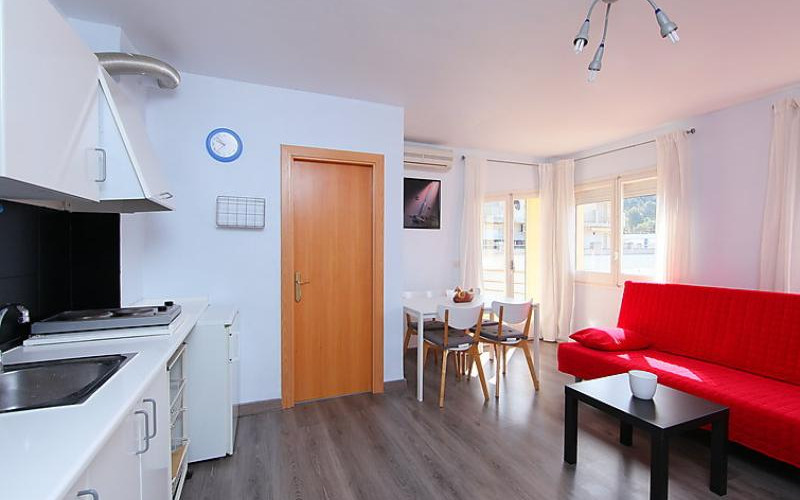 Rental Apartment Ses Illetes - Tossa de Mar, 1 bedroom, 4 persons - Photo 2