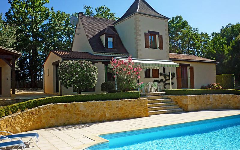 Rental Villa Cap Del Pech - Beynac, 3 bedrooms, 6 persons - Photo 1