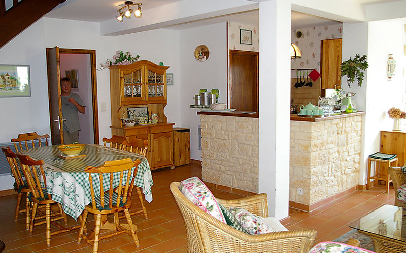 Rental Villa Cap Del Pech - Beynac, 3 bedrooms, 6 persons - Photo 8