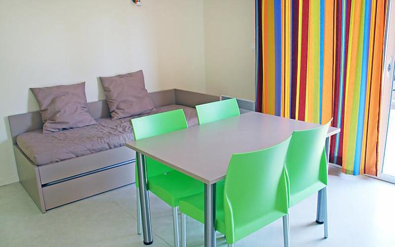 Rental Apartment Le Relais du Plessis - Richelieu, 1 bedroom, 4 persons - Photo 2