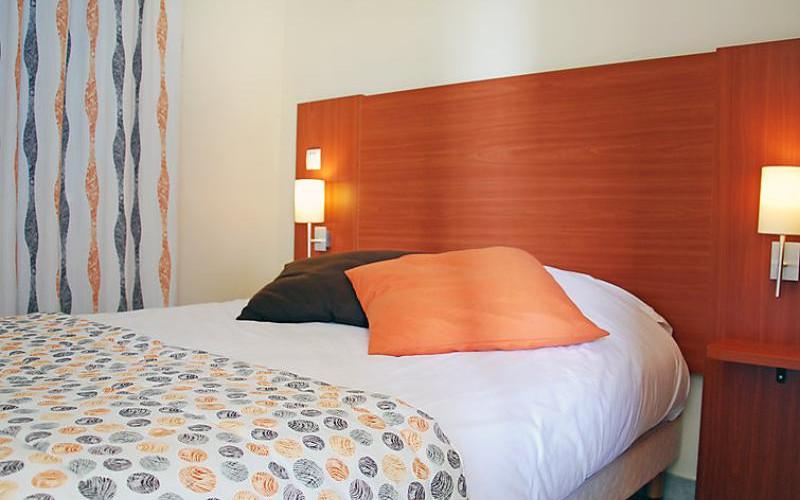 Rental Apartment Le Relais du Plessis - Richelieu, 1 bedroom, 4 persons - Photo 4