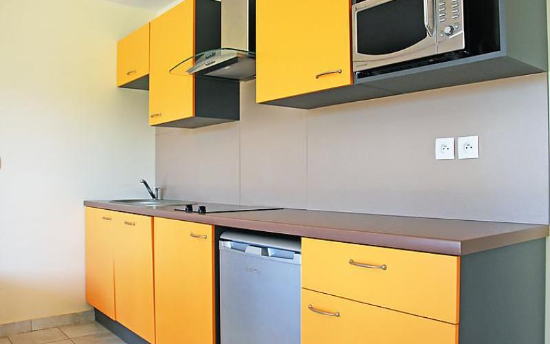Rental Apartment Le Relais du Plessis - Richelieu, 1 bedroom, 4 persons - Photo 8