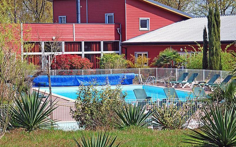 Rental Apartment Le Relais du Plessis - Richelieu, 1 bedroom, 4 persons - Photo 11