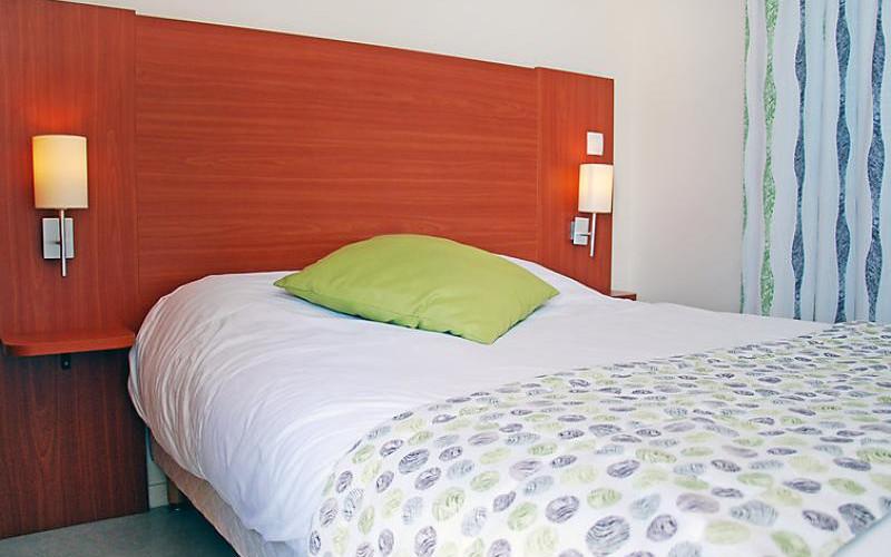 Rental Apartment Le Relais du Plessis - Richelieu, 1 bedroom, 4 persons - Photo 12