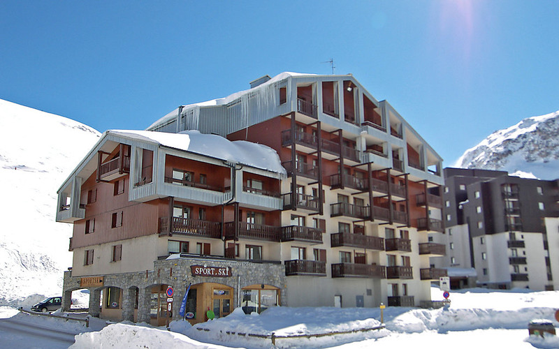 Rental Apartment Le Hameau du Borsat - Tignes, studio flat, 4 persons - Photo 1