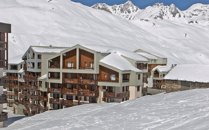 Rental Apartment Le Hameau du Borsat - Tignes, studio flat, 4 persons - Photo 12