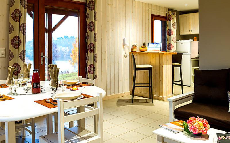 Rental Villa Chalet VIP - Meyrignac-l'Église, 1 bedroom, 2 persons - Photo 23