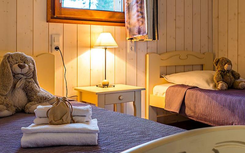 Rental Villa Chalet VIP - Meyrignac-l'Église, 1 bedroom, 2 persons - Photo 24