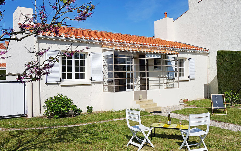 Rental Villa Marion - Les Sables-d'Olonne, 2 bedrooms, 4 persons - Photo 1