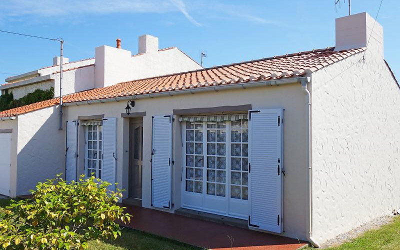 Rental Villa Marion - Les Sables-d'Olonne, 2 bedrooms, 4 persons - Photo 12