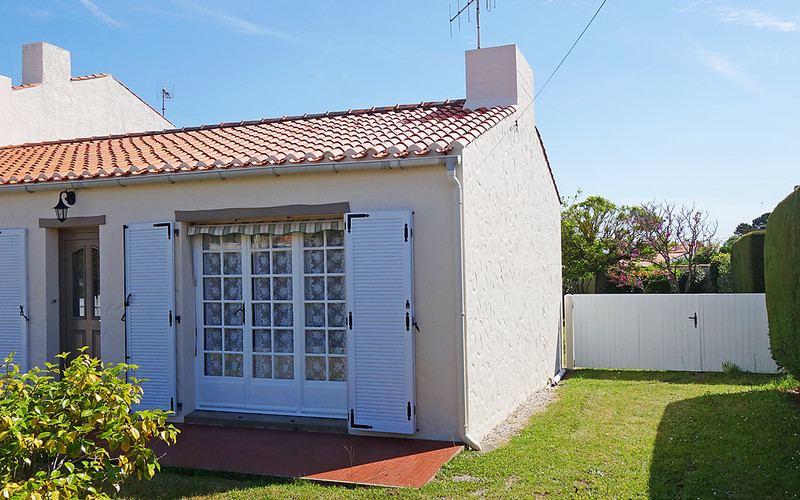 Rental Villa Marion - Les Sables-d'Olonne, 2 bedrooms, 4 persons - Photo 13