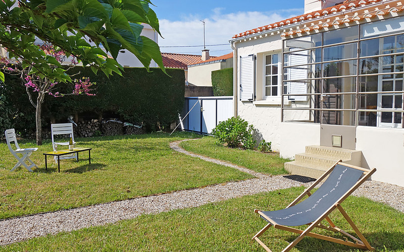 Rental Villa Marion - Les Sables-d'Olonne, 2 bedrooms, 4 persons - Photo 14