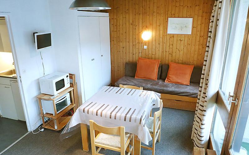 Rental Apartment Le Sefcotel - Tignes, studio flat, 4 persons - Photo 4