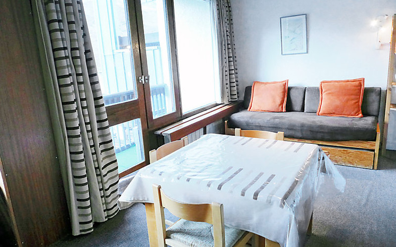 Rental Apartment Le Sefcotel - Tignes, studio flat, 4 persons - Photo 6