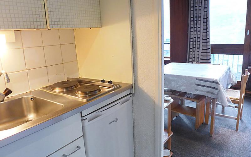 Rental Apartment Le Sefcotel - Tignes, studio flat, 4 persons - Photo 8