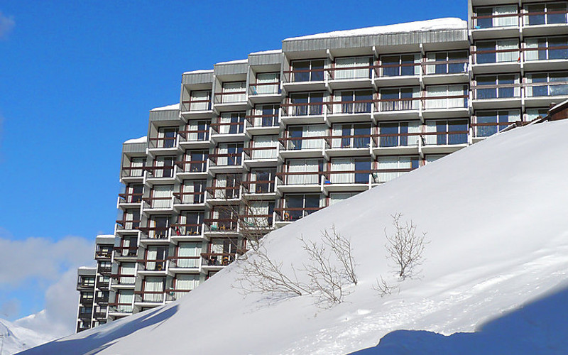 Rental Apartment Les Grandes Platières I et II - Tignes, 1 bedroom, 6 persons - Photo 1