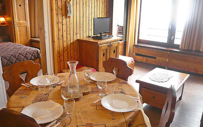 Rental Apartment Les Grandes Platières I et II - Tignes, 1 bedroom, 6 persons - Photo 5