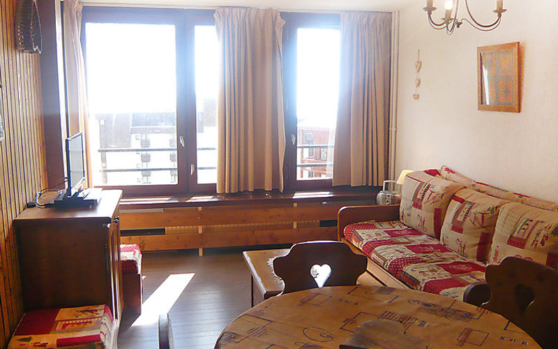 Rental Apartment Les Grandes Platières I et II - Tignes, 1 bedroom, 6 persons - Photo 7
