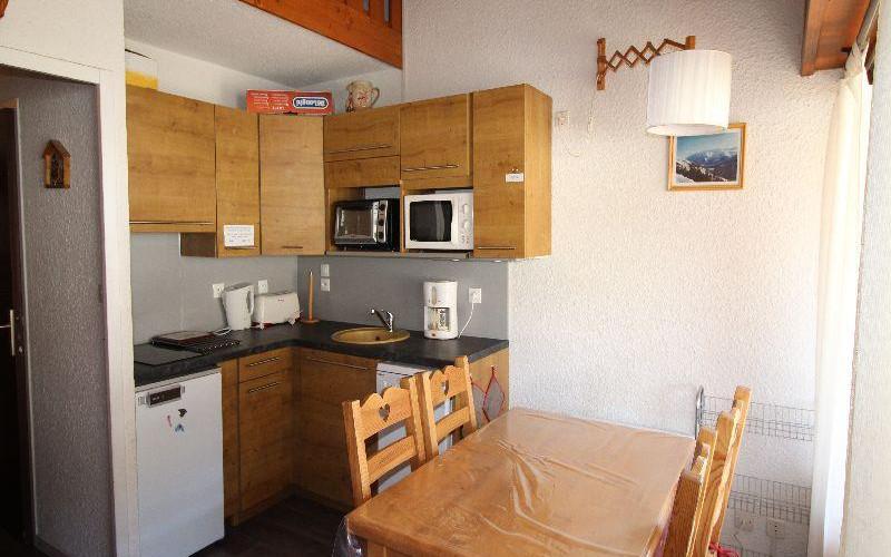 Location Appartement Auris, 1 pièce, 4 personnes - Photo 3