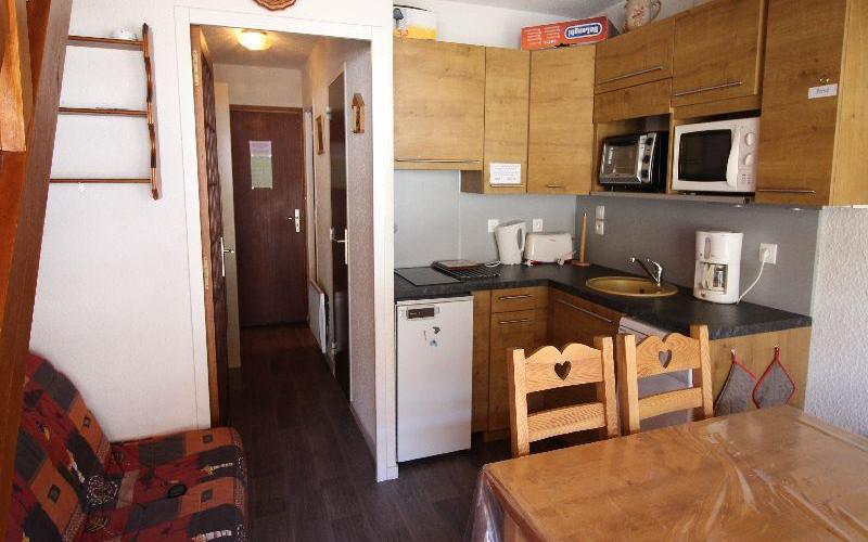 Location Appartement Auris, 1 pièce, 4 personnes - Photo 10
