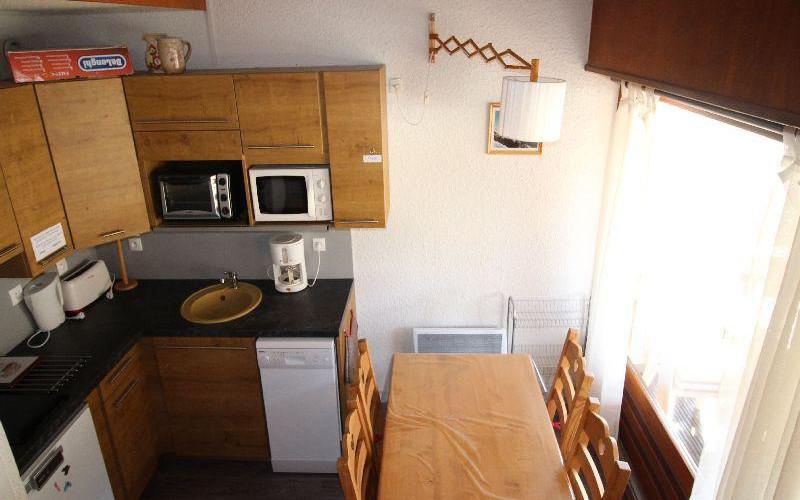 Location Appartement Auris, 1 pièce, 4 personnes - Photo 7